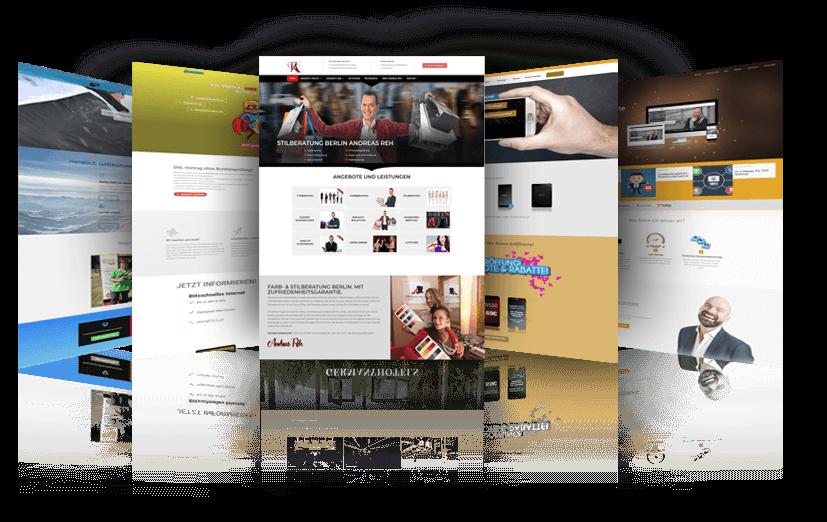 webdesign pankow